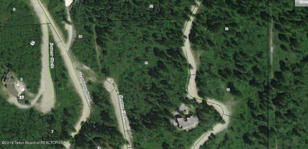 LOT #19 SHADOW CIRCLE, Alpine, WY 83128