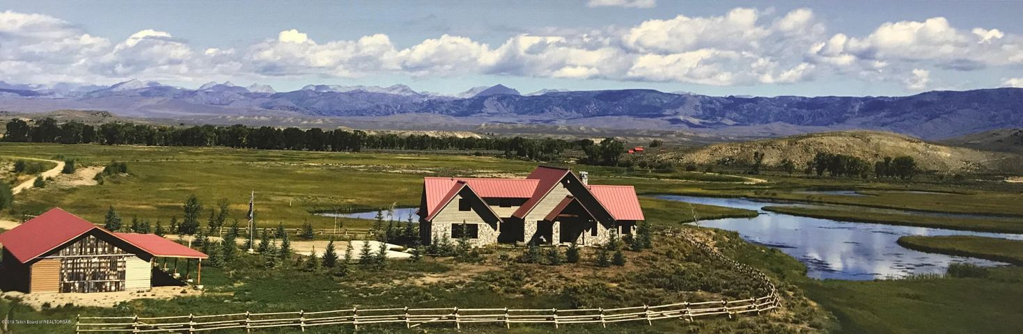 139 STEELE LANE, Boulder, WY 82923