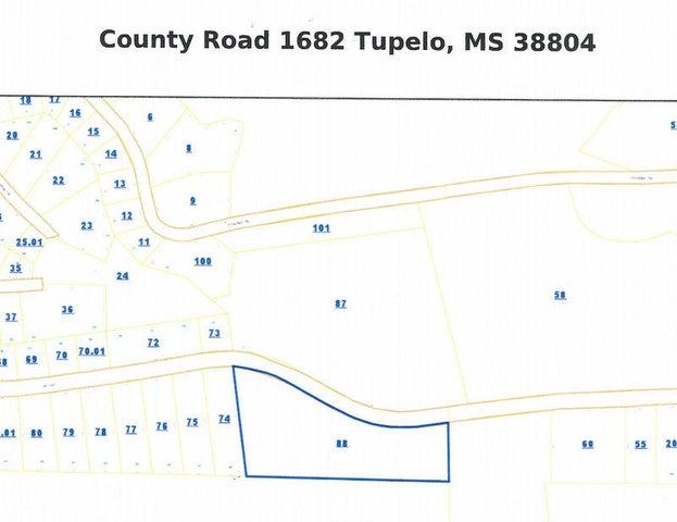 County Road 1682, Tupelo, MS 38804