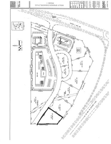 Lot 8 Holly Springs Commons, Holly Springs, MS 38634
