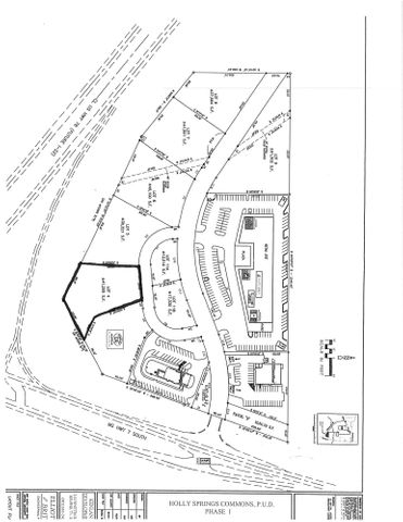 Lot 4 Holly Springs Commons, Holly Springs, MS 38634
