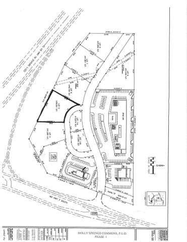 Lot 5 Holly Springs Commons, Holly Springs, MS 38634
