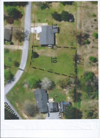 lot #9 Parkview Dr., Ripley, MS 38663