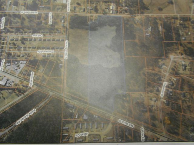 OLD AIRPORT ROAD, Pontotoc, MS 38863