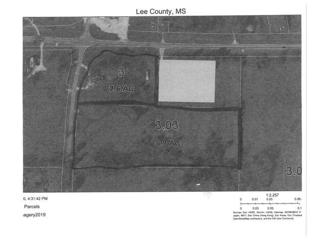 247 MS-348 (Birmingham Ridge Rd), Blue Springs, MS 38828