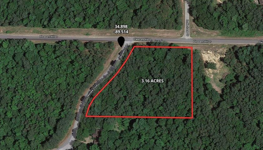 Pleasant Hill, Holly Springs, MS 38635