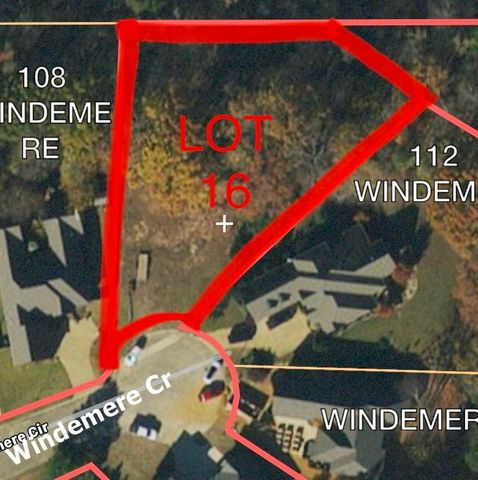 Lot 16 Windemere Cr.