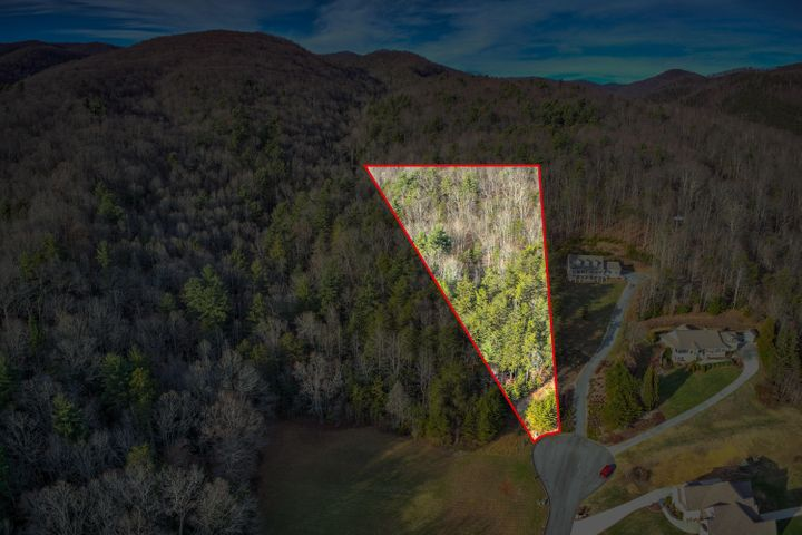 Gorgeous wooded lot of approximately 2 acres