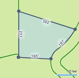 Lot 2 NW Of Big Dry Run Road, Butler, TN 37640