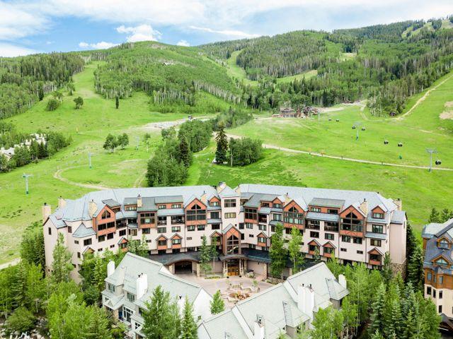 This is Slopeside in Beaver Creek, Colorado.