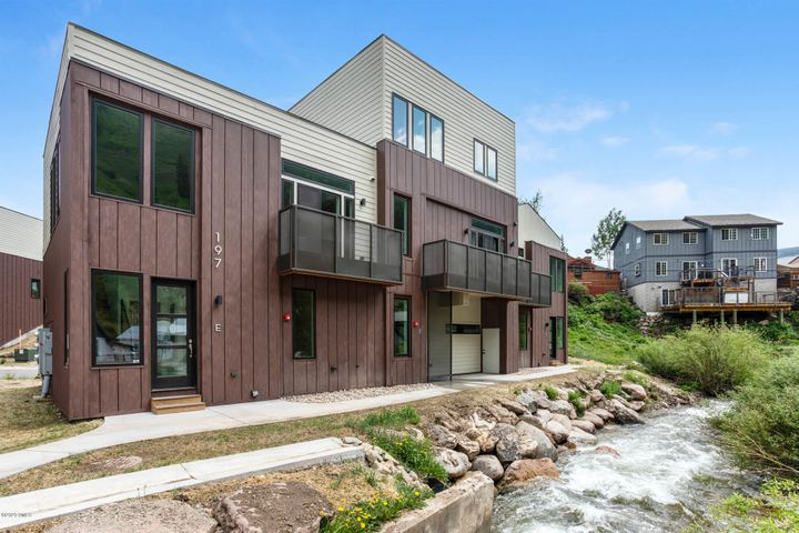 197 Water Street, F, Red Cliff, CO 81649