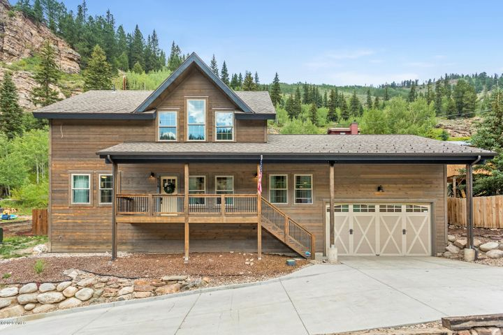 514 Water, Red Cliff, CO 81649