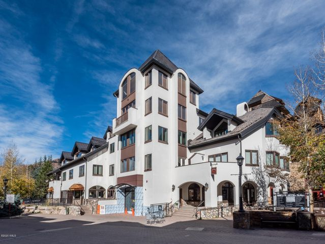 100 E Meadow Drive, 15, Vail, CO 81657