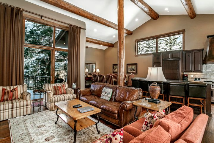 1455 Greenhill Court E, East half, Vail, CO 81657
