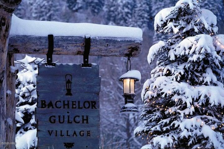 Bachelor Gulch Signage