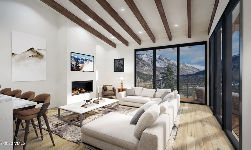 4822 Meadow Lane, East, Vail, CO 81657