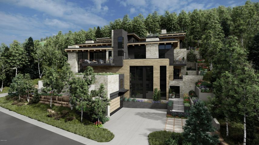 672 Forest Road, Vail, CO 81657