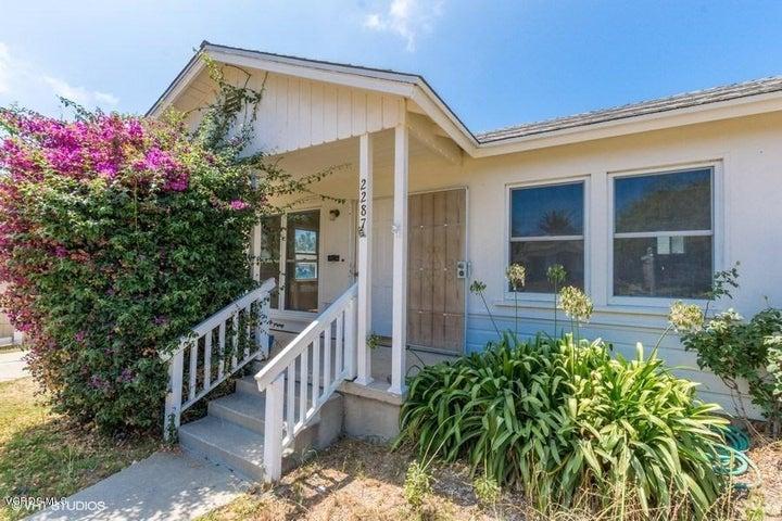 2287 Elizabeth Drive, Ventura, CA 93003