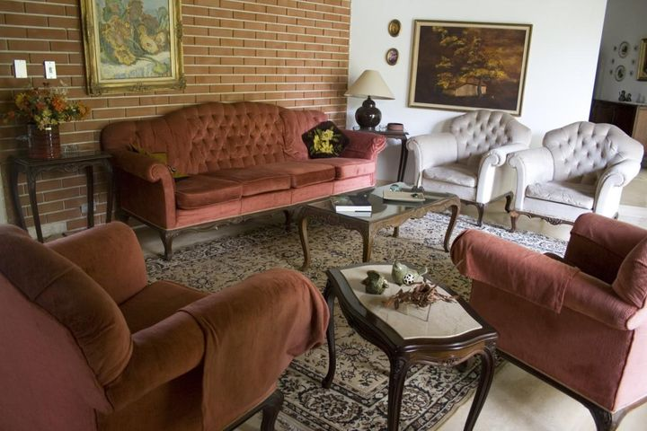 Casa Distrito Metropolitano>Caracas>La Lagunita Country Club - Venta:1.306.292.000 Precio Referencial - codigo: 09-6887