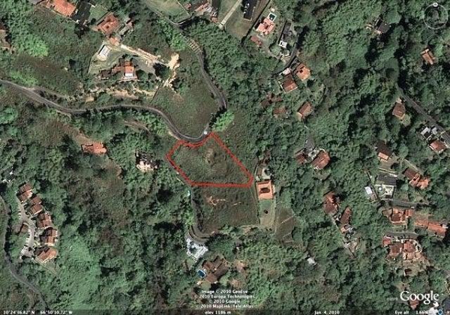Terreno Distrito Metropolitano>Caracas>Oripoto - Venta:1.041.940.000.000 Precio Referencial - codigo: 10-10089