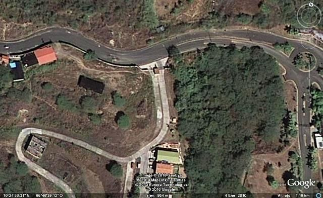 Terreno Distrito Metropolitano>Caracas>Caicaguana - Venta:600.000 US Dollar - codigo: 11-7718
