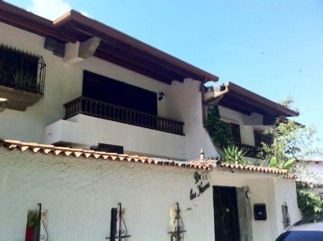 Casa Distrito Metropolitano>Caracas>Colinas de Santa Monica - Venta:323.645.000 Precio Referencial - codigo: 12-303