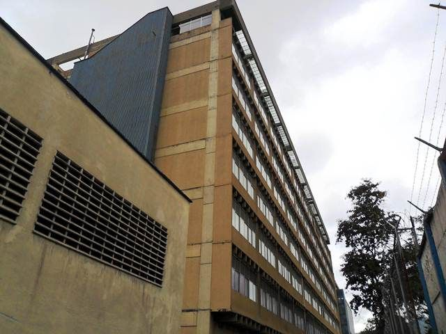 Galpon - Deposito Distrito Metropolitano>Caracas>San Martin - Venta:376.177.000.000 Precio Referencial - codigo: 12-1214