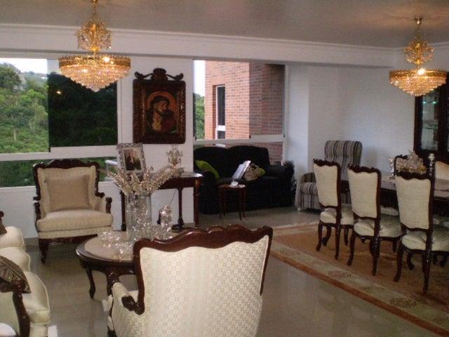Apartamento Distrito Metropolitano>Caracas>El Hatillo - Venta:96.189.000.000 Precio Referencial - codigo: 13-4923
