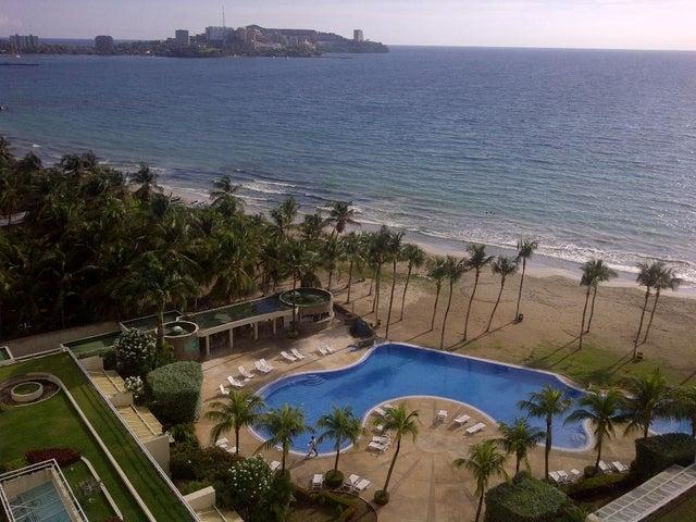 Apartamento Nueva Esparta>Margarita>Playa el Angel - Venta:170.000 US Dollar - codigo: 14-985