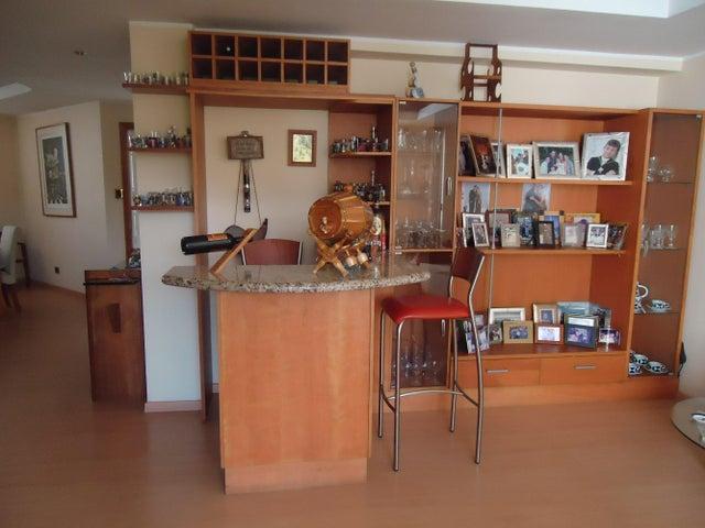 Apartamento Distrito Metropolitano>Caracas>Miranda - Venta:170.000 US Dollar - codigo: 14-1282