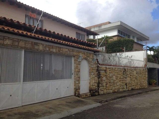Casa Distrito Metropolitano>Caracas>La Lagunita Country Club - Venta:703.478.000.000 Precio Referencial - codigo: 14-9636