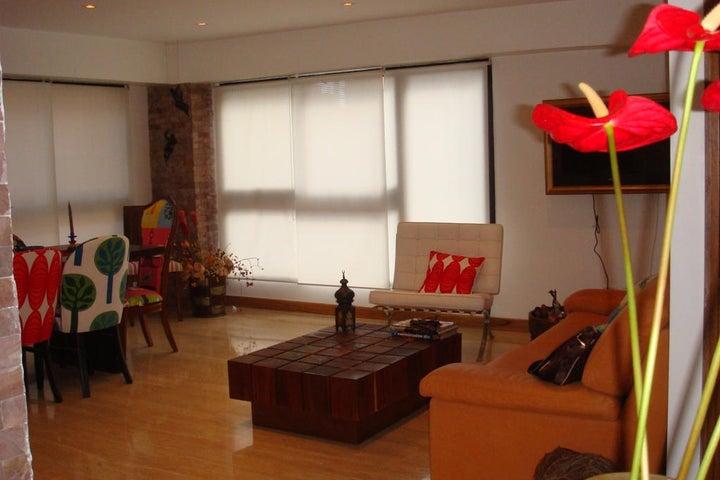 Apartamento Distrito Metropolitano>Caracas>Campo Alegre - Venta:323.300.000.000 Precio Referencial - codigo: 14-10216