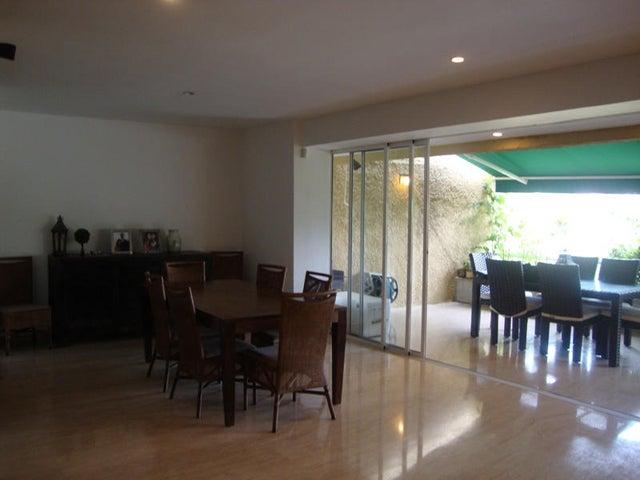 Apartamento Distrito Metropolitano>Caracas>Los Naranjos del Cafetal - Venta:354.092.000.000 Precio Referencial - codigo: 14-11372