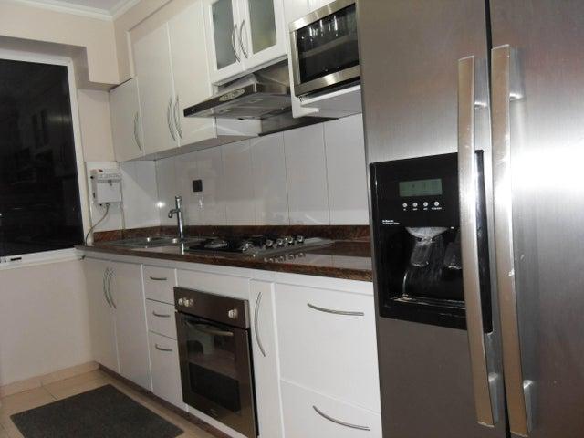 Apartamento Carabobo>Valencia>Los Mangos - Venta:1.265.000.000 Bolivares Fuertes - codigo: 14-11479