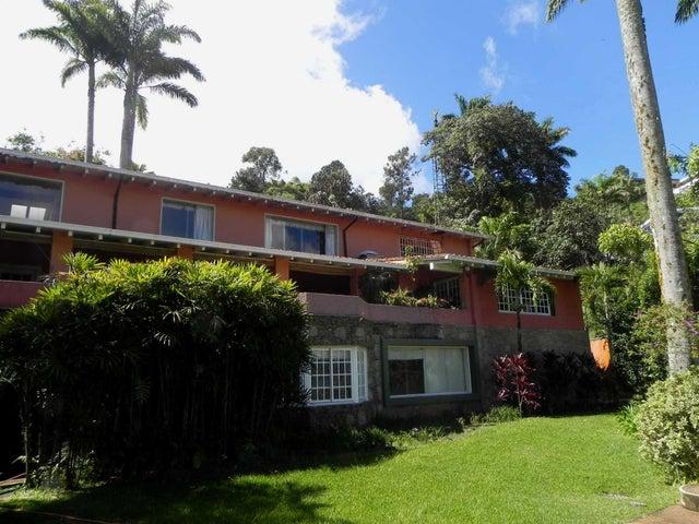 Casa Distrito Metropolitano>Caracas>Alto Hatillo - Venta:897.886.000.000 Precio Referencial - codigo: 14-13013