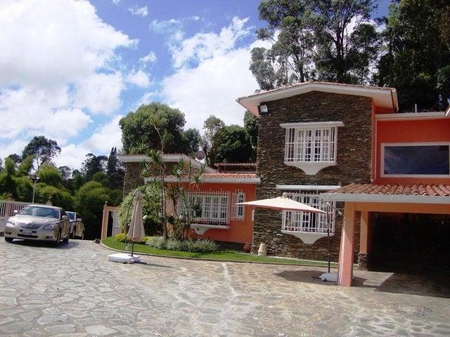 Casa Distrito Metropolitano>Caracas>Las Marias - Venta:305.363.000.000 Precio Referencial - codigo: 15-3391