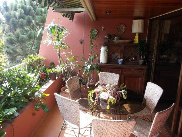 Apartamento Distrito Metropolitano>Caracas>Los Naranjos del Cafetal - Venta:255.408.000.000 Precio Referencial - codigo: 15-4956