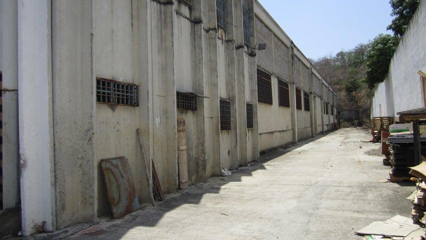 Galpon - Deposito Miranda>Guarenas>Sector Industrial Cloris - Alquiler:1.500 Precio Referencial - codigo: 15-5641