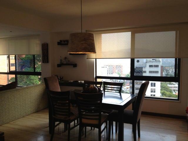 Apartamento Distrito Metropolitano>Caracas>Sebucan - Venta:89.301.000.000 Bolivares Fuertes - codigo: 15-6113