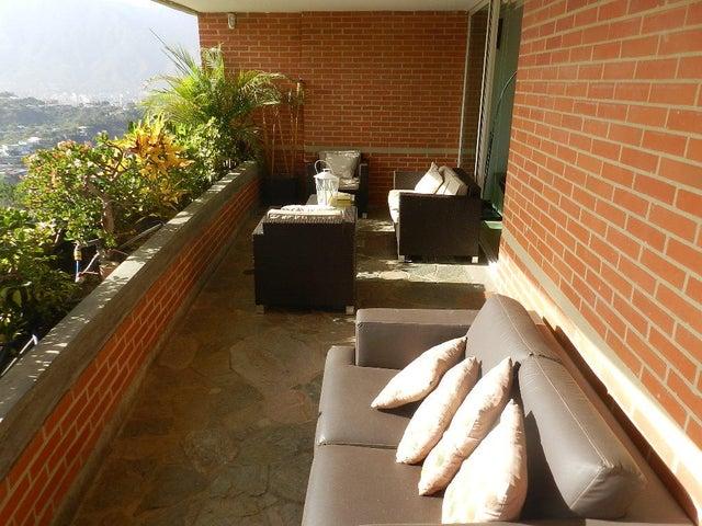 Apartamento Distrito Metropolitano>Caracas>Solar del Hatillo - Venta:340.315.000.000 Precio Referencial - codigo: 15-7977