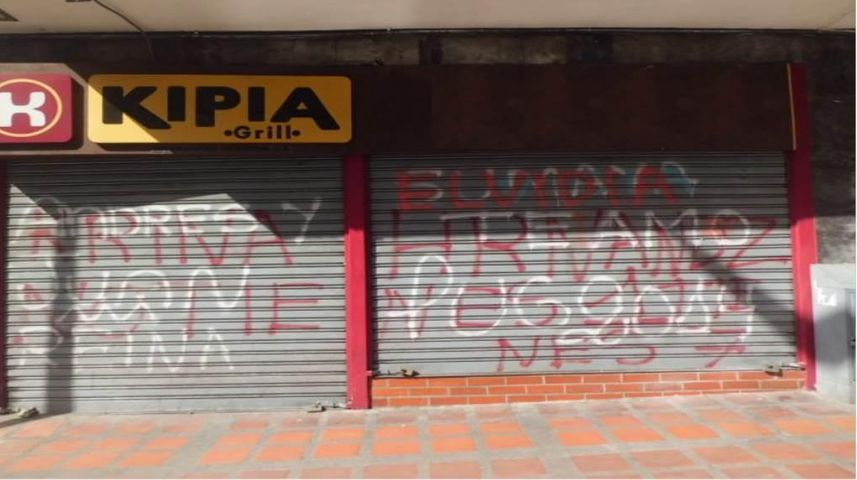 Local Comercial Distrito Metropolitano>Caracas>Parroquia La Candelaria - Venta:115.363.000.000 Bolivares - codigo: 15-8049
