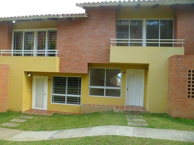 Townhouse Distrito Metropolitano>Caracas>Loma Linda - Venta:47.373.000.000 Bolivares - codigo: 15-8812