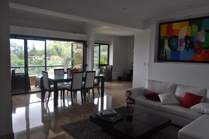 Apartamento Distrito Metropolitano>Caracas>Los Naranjos del Cafetal - Venta:80.754.000.000 Bolivares Fuertes - codigo: 15-9776
