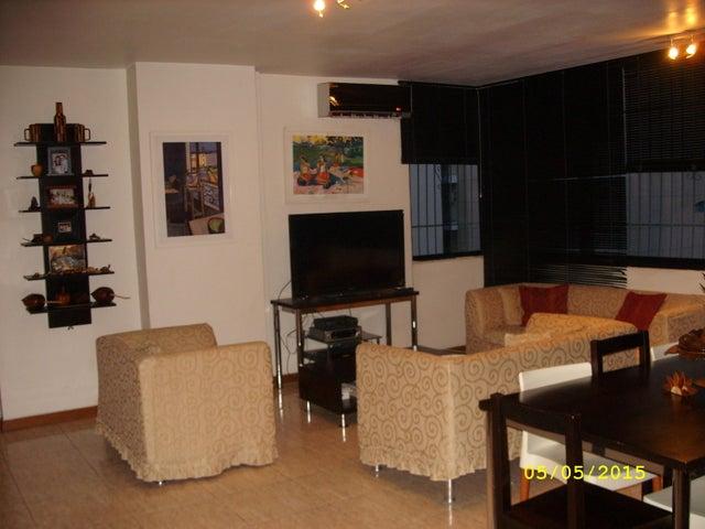 Apartamento Distrito Metropolitano>Caracas>Los Palos Grandes - Alquiler:1.825.000 Bolivares Fuertes - codigo: 15-9860