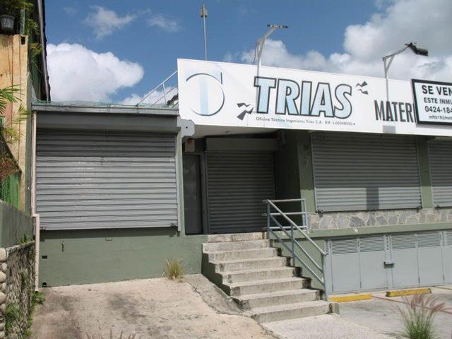 Local Comercial Distrito Metropolitano>Caracas>Sorocaima - Venta:338.379.000.000 Bolivares Fuertes - codigo: 15-10242