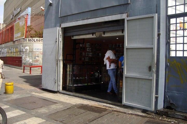 Negocios y Empresas Distrito Metropolitano>Caracas>San Martin - Venta:0 Bolivares - codigo: 15-10899