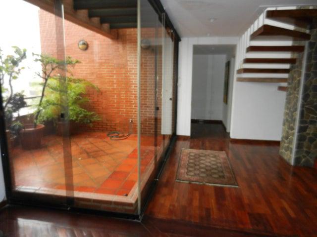 Apartamento Distrito Metropolitano>Caracas>Campo Alegre - Alquiler:42.000.000 Bolivares Fuertes - codigo: 15-11567