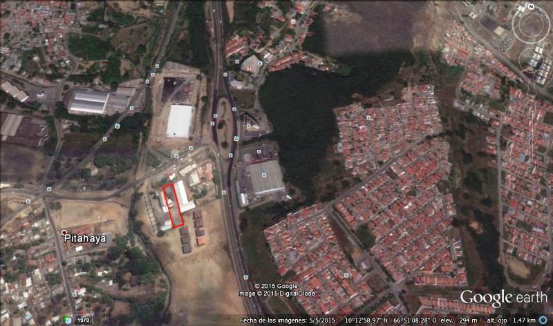 Galpon - Deposito Miranda>Charallave>Paso Real - Venta:300.000 Precio Referencial - codigo: 15-11874