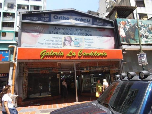 Local Comercial Distrito Metropolitano>Caracas>Parroquia La Candelaria - Venta:25.325.000.000 Bolivares - codigo: 15-13528