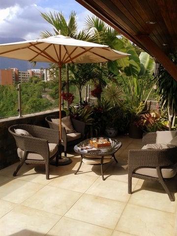Apartamento Distrito Metropolitano>Caracas>Los Samanes - Venta:192.404.000.000 Precio Referencial - codigo: 15-15062